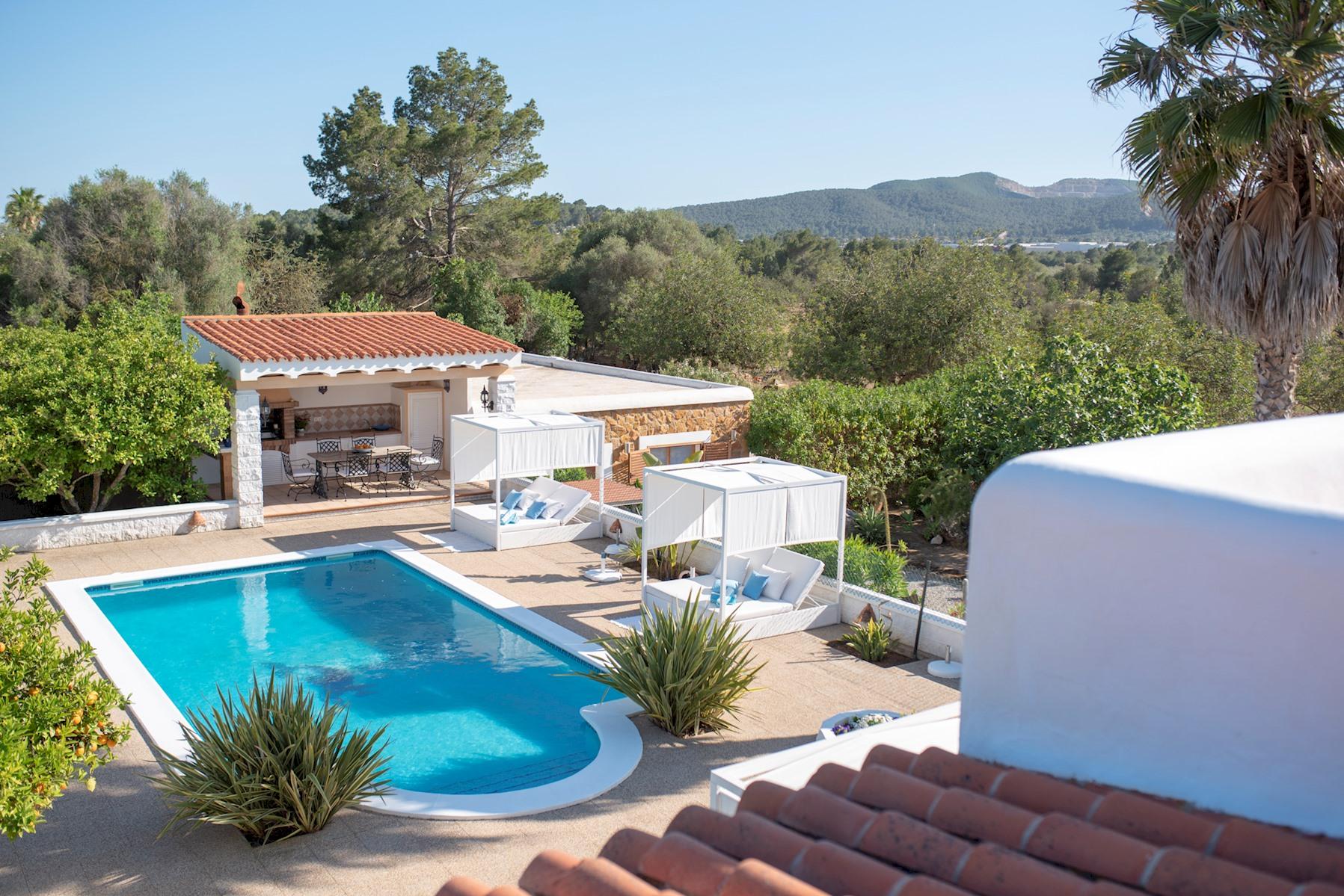 Villa Can Americano, piscina, Wi-Fi photo 19946570