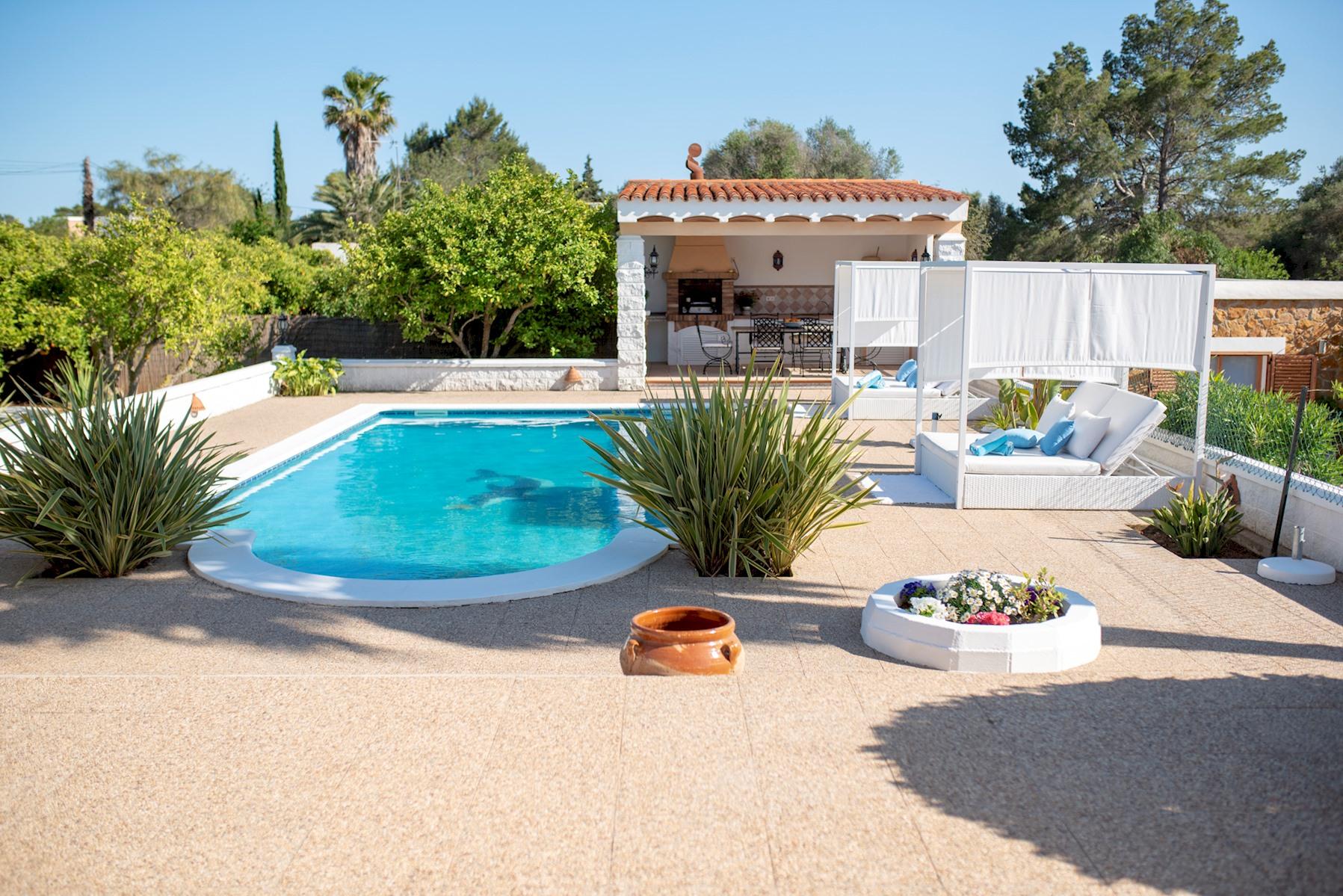 Apartment Villa Can Americano  piscina  Wi-Fi photo 20394184