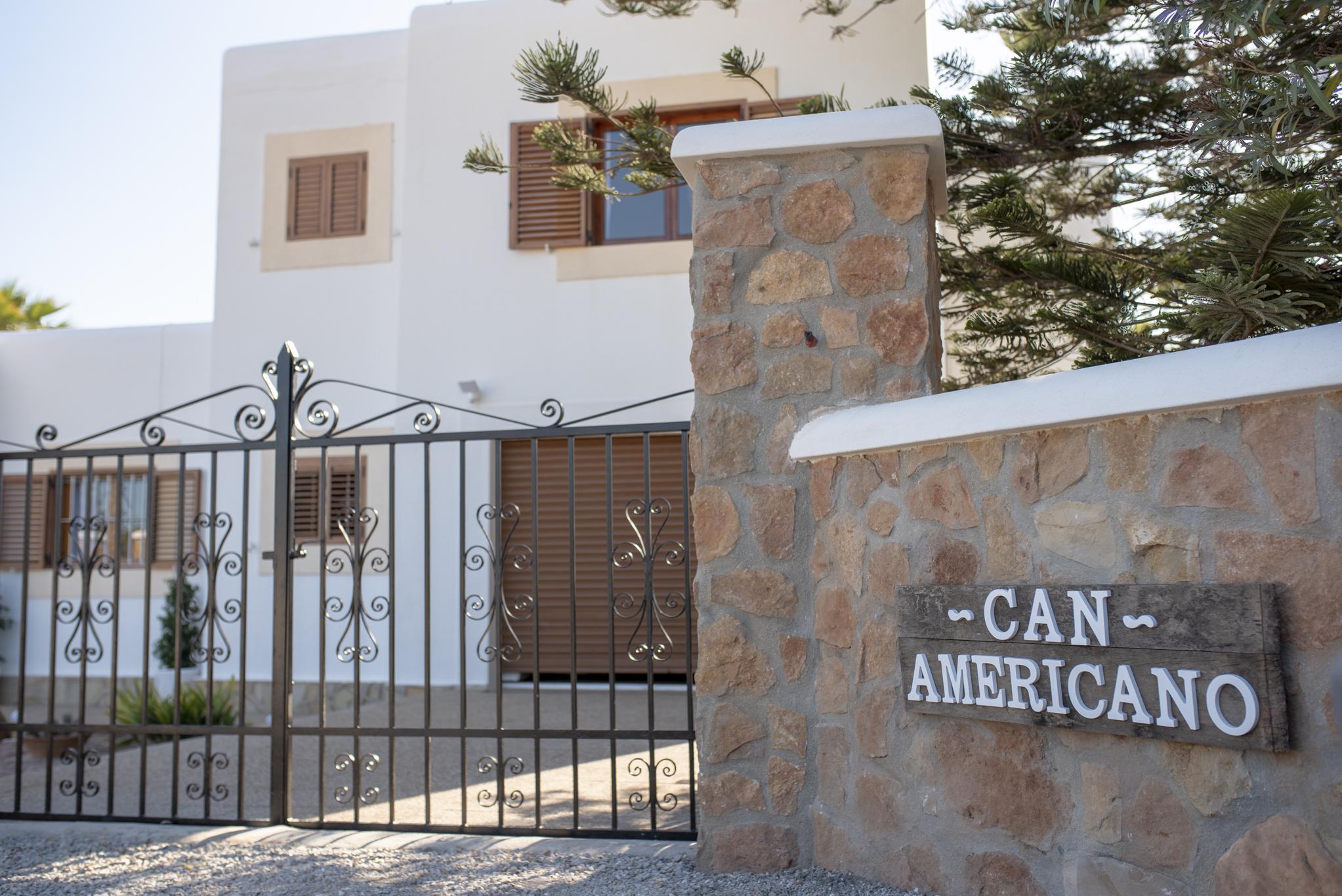 Apartment Villa Can Americano  piscina  Wi-Fi photo 20394186