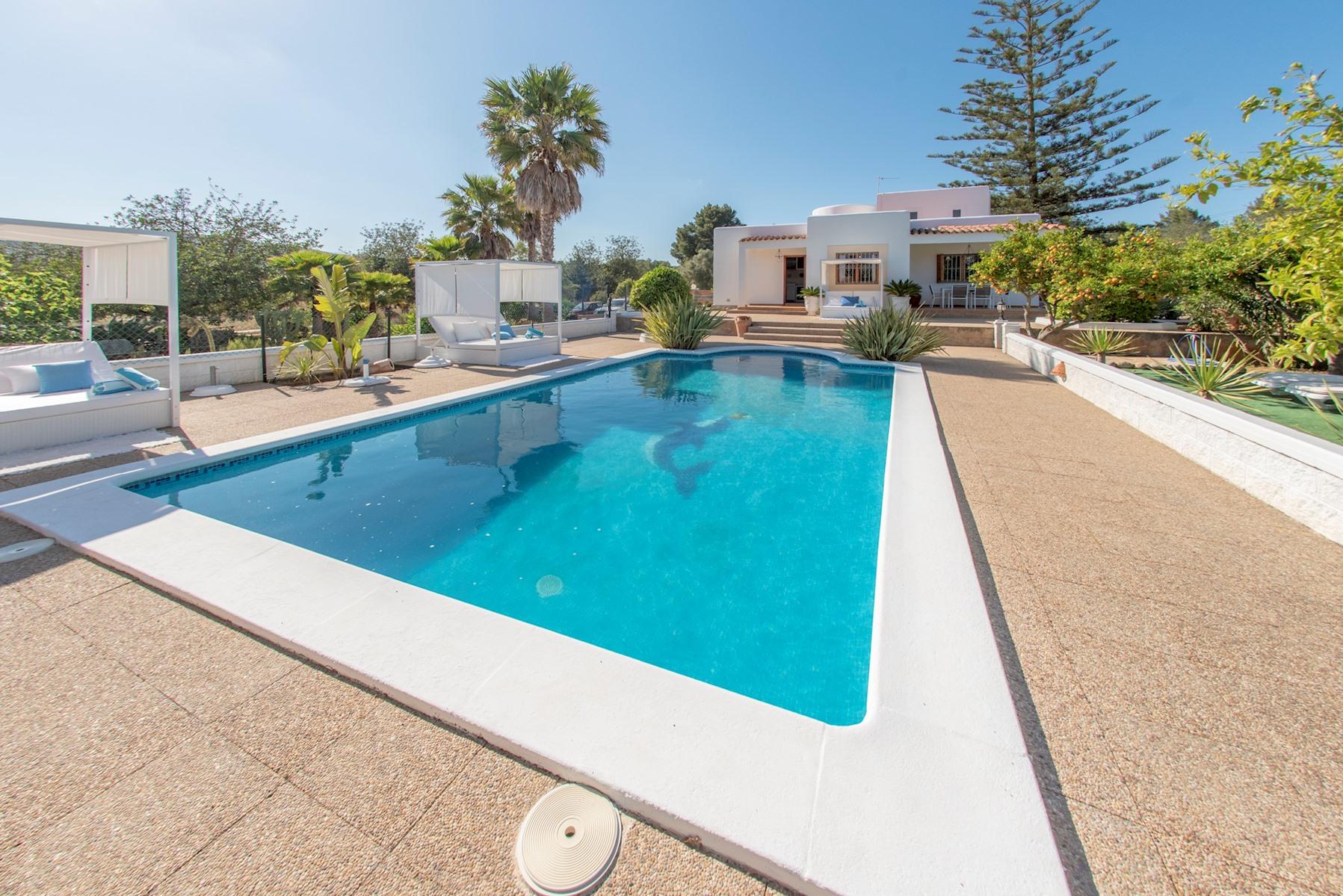 Villa Can Americano, piscina, Wi-Fi photo 20394166