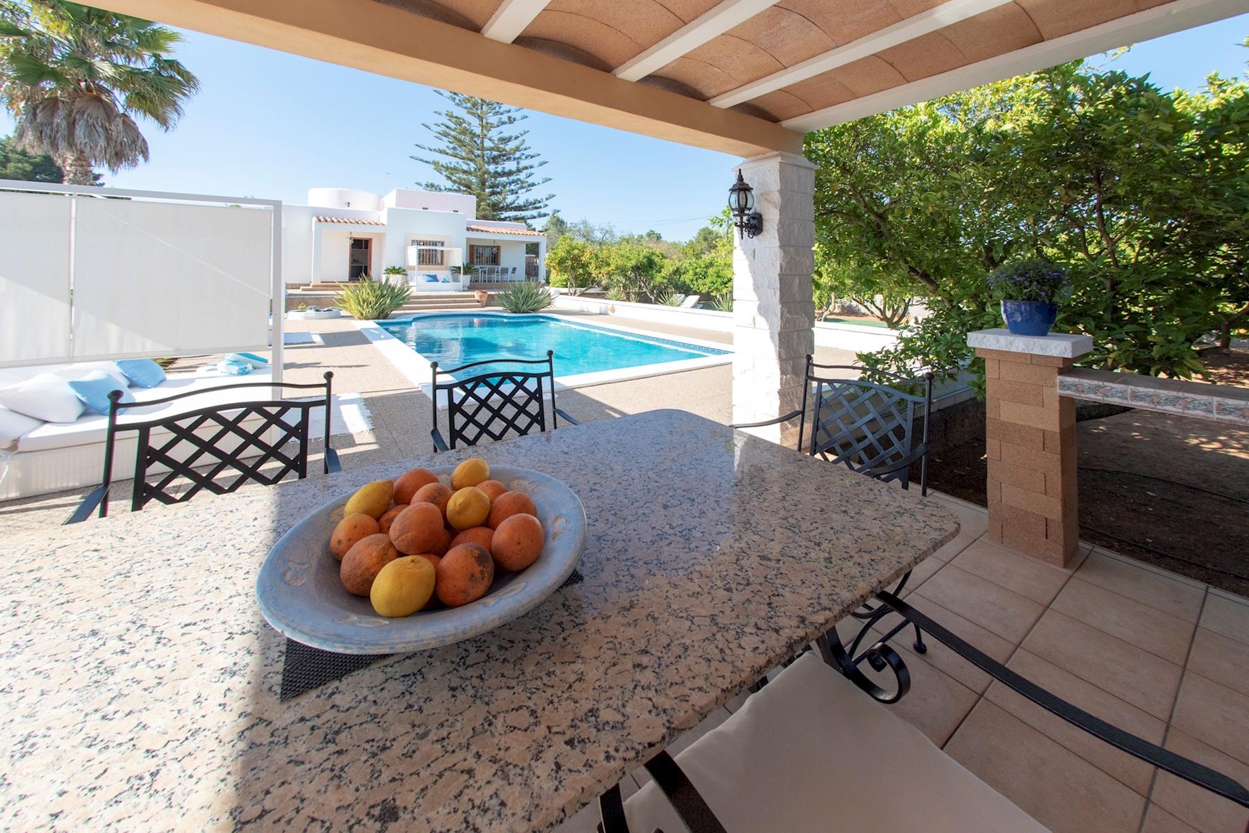 Villa Can Americano, piscina, Wi-Fi photo 20394168