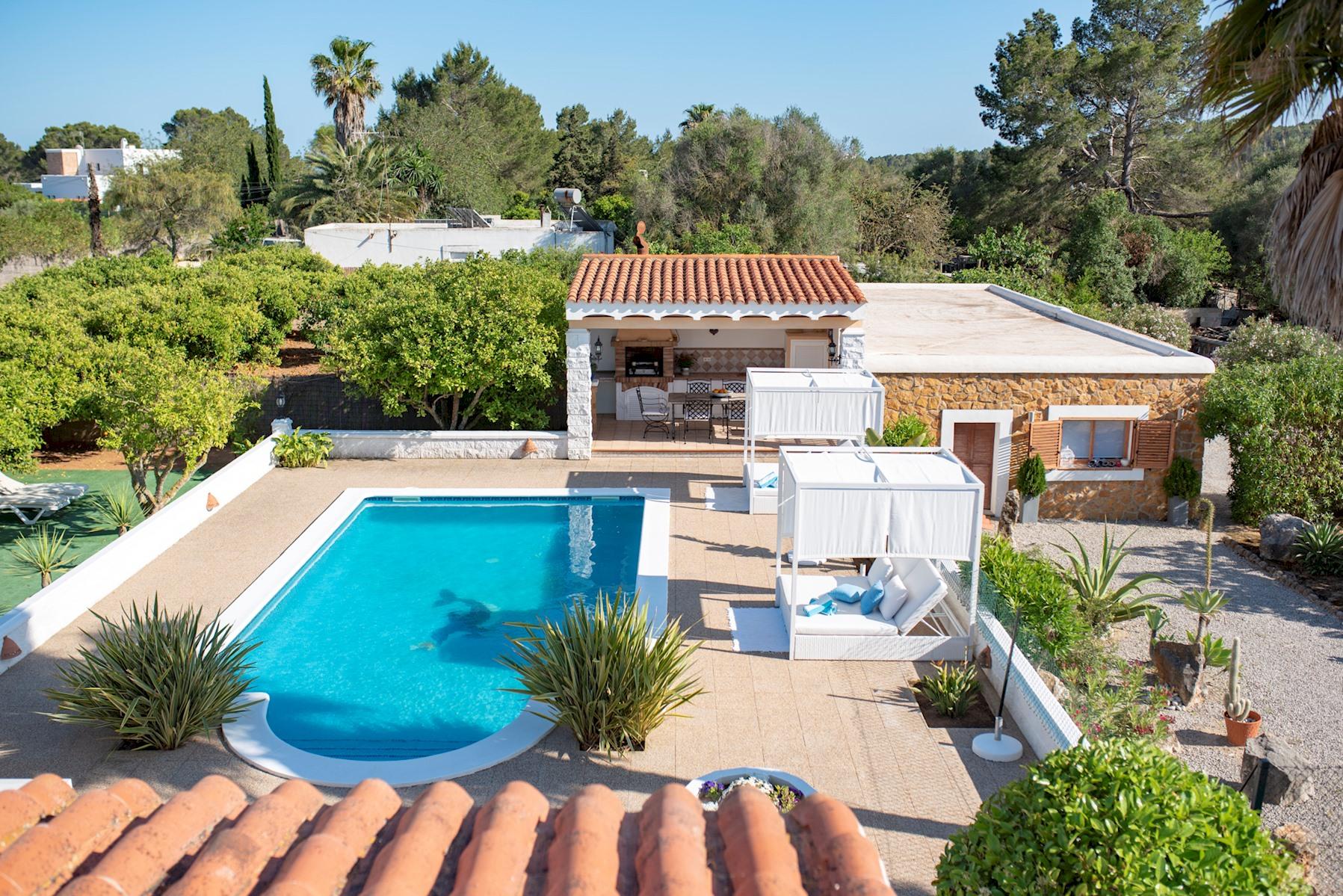Apartment Villa Can Americano  piscina  Wi-Fi photo 20146702